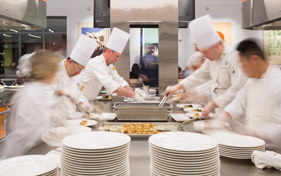 The Chef's Table: California Bounty