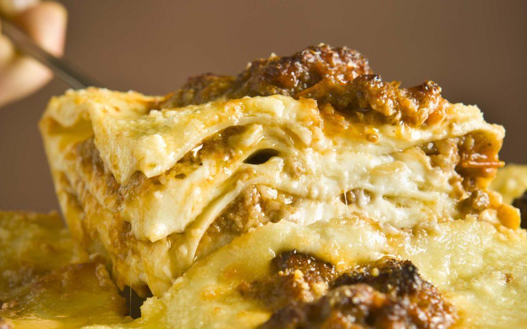 Family Funday: Sunday Lasagna
