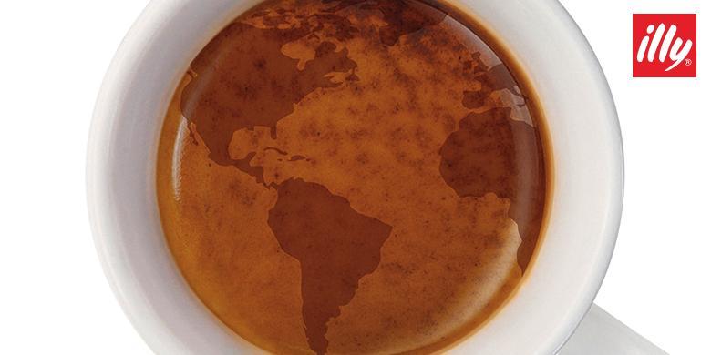 illy caffè: EXPLORE THE ORIGINS