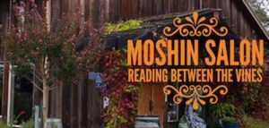 Moshin Salon: Reading Between the Vines @ Tasting Room | Healdsburg | CA | United States