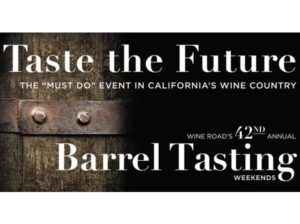 Wine Road's Annual Barrel Tasting Weekend @ Moshin Vineyards and neighboring Wine Road Wineries | Healdsburg | CA | United States