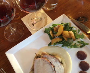 Moshin Vineyards Vintner's Luncheon at Valette @ Vallette | Healdsburg | CA | United States