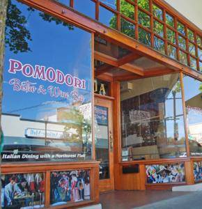 Wine Dinner @ Pomodori Bistro @ Pomodori Bistro & Wine Bar | Medford | OR | US