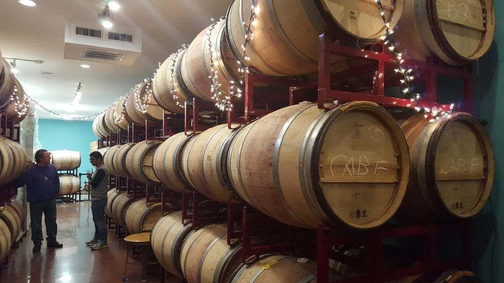 Gianni Buonomo Winery in OB