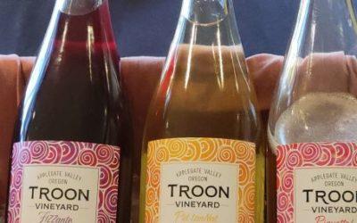 Sparkling Wines in Oregon!