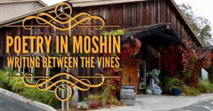Poetry in Moshin: Reading Between the Vines @ Tasting Room | Healdsburg | CA | United States