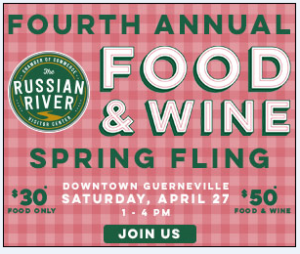 Russian River Food & Wine Spring Fling @ Guerneville | CA | United States