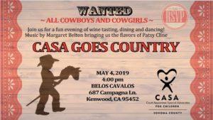 Casa Goes Country @ Belos Cavalos | Kenwood | CA | United States