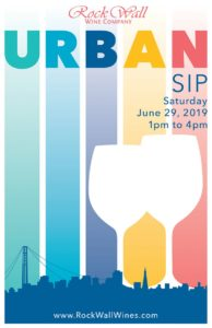 Rock Wall Wine Co Presents: Urban Sip @ Alameda | CA | United States