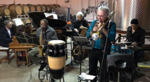 Bob Roden Quartet @ Riggers Loft Wine Company | Richmond | CA