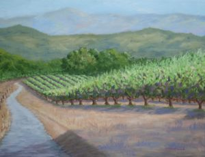Open House & Artist Reception: Nancy Woods @ Moshin Vineyards | Healdsburg | CA | United States