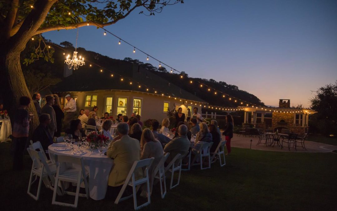 SURROUNDED BY FOOD & WINE: a multi-chef collaboration dinner