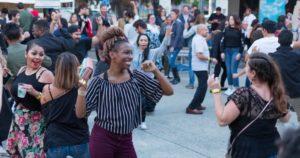 Wear Your Dancing Shoes! It's Salsa Night!! @ Riggers Loft Wine Company | Richmond | CA