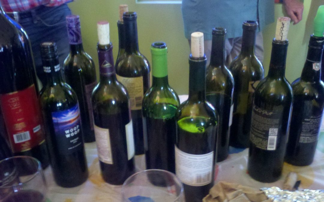House Potluck and Wine Party !