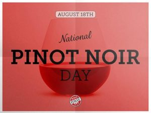 National Pinot Noir Day Wine Tasting @ The Winery SF | San Francisco | CA | US