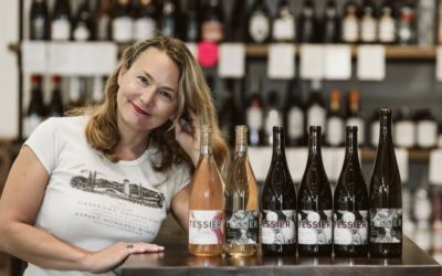 Meet the Winemakers: Kristie Tacey from Tessier Winery