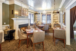 The Painted Lady Restaurant Newberg