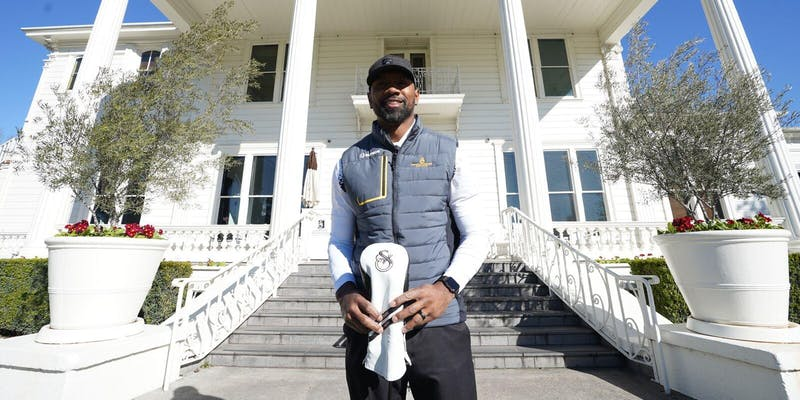 Charles Woodson Wines Golf Tournament