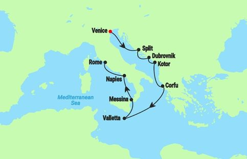 Cruise the Mediterranean with Winemaker Will Henry of Lumen Wines